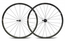 HED ARDENNES PLUS BLACK CLINCHER WHEELSET