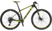 2017 Scott Scale RC 700 World Cup Mountain Bike