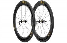 2015 MAVIC COSMIC CXR 60 CLINCHER WHEELSET