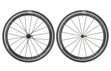 2017 MAVIC COSMIC PRO CARBON CLINCHER WHEELSET