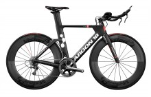 2017 ARGON 18 E-117 TRI 105 BIKE