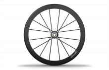 2016 LIGHTWEIGHT MEILENSTEIN TUBULAR FRONT WHEEL