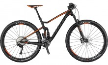 2017 Scott Spark 710 Mountain Bike