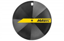 2017 MAVIC COMETE TRACK TUBULAR REAR DISC WHEEL