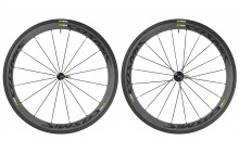 2017 MAVIC COSMIC CARBON 40 ELITE CLINCHER WHEELSET