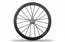 2017 LIGHTWEIGHT MEILENSTEIN CLINCHER FRONT WHEEL