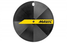 2017 MAVIC COMETE TRACK TUBULAR FRONT DISC WHEEL