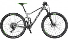 2017 Scott Spark 700 Mountain Bike