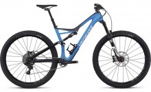 2017 Specialized Stumpjumper FSR Comp Carbon 650B MTB