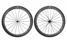 2017 MAVIC COSMIC PRO CARBON SL CLINCHER WHEELSET