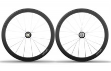 2016 LIGHTWEIGHT MEILENSTEIN WEISS EDITION CLINCHER WHEELSET