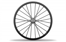 2016 LIGHTWEIGHT GIPFELSTURM TUBULAR REAR WHEEL