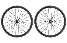 2017 MAVIC KSYRIUM ELITE DISC CLINCHER WHEELSET