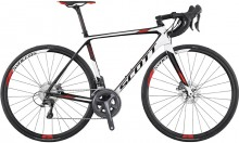 2017 Scott Addict 20 Disc Bike