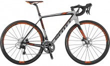 2017 Scott Addict CX 10 Disc Bike