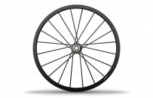2016 LIGHTWEIGHT GIPFELSTURM TUBULAR FRONT WHEEL