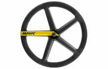 2017 MAVIC IO TRACK TUBULAR FRONT WHEEL