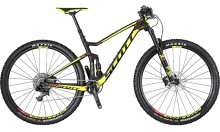 2017 Scott Spark 730 Mountain Bike
