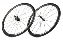 HED ARDENNES LT PLUS CLINCHER WHEELSET