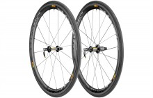 2015 MAVIC COSMIC CARBONE 40 TUBULAR WHEELSET